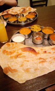南インド料理ダクシン