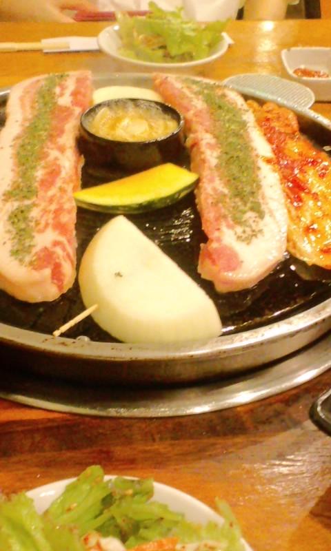 ずっと行きたかった韓国料理屋@新大久保